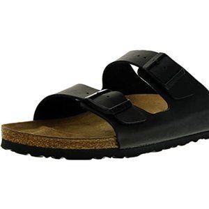 Birkenstock Unisex Arizona Leather Sandal Size 37
